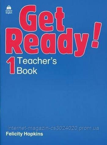Get Ready! 1 Teacher's Book ISBN: 9780194339179, фото 2