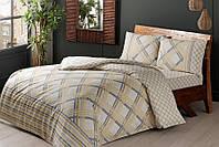 Двуспальное евро постельное белье TAC Kenley Бамбук-Digital