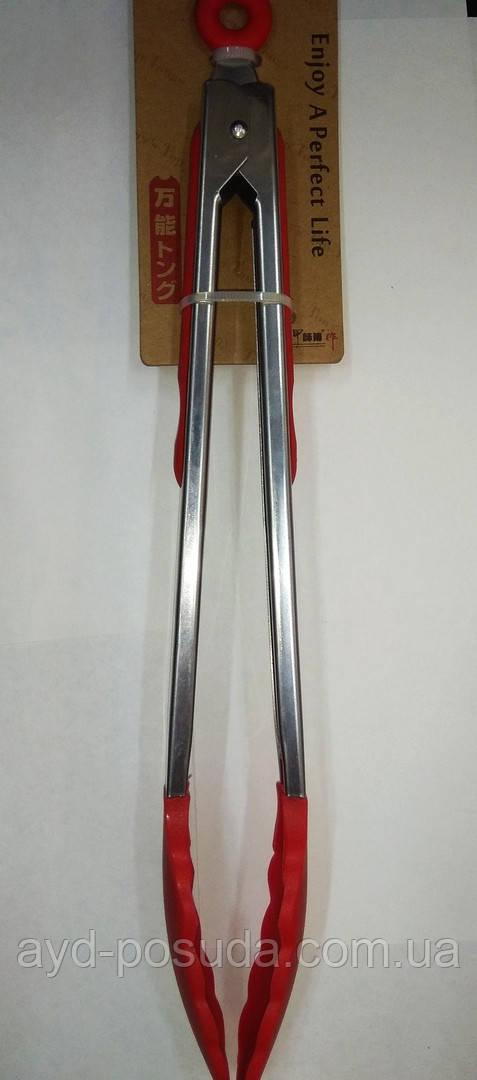 Щипцы силиконовые арт. 60-12