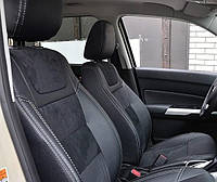 Чехлы на сидения автомобиля Suzuki Vitara (2014-..)