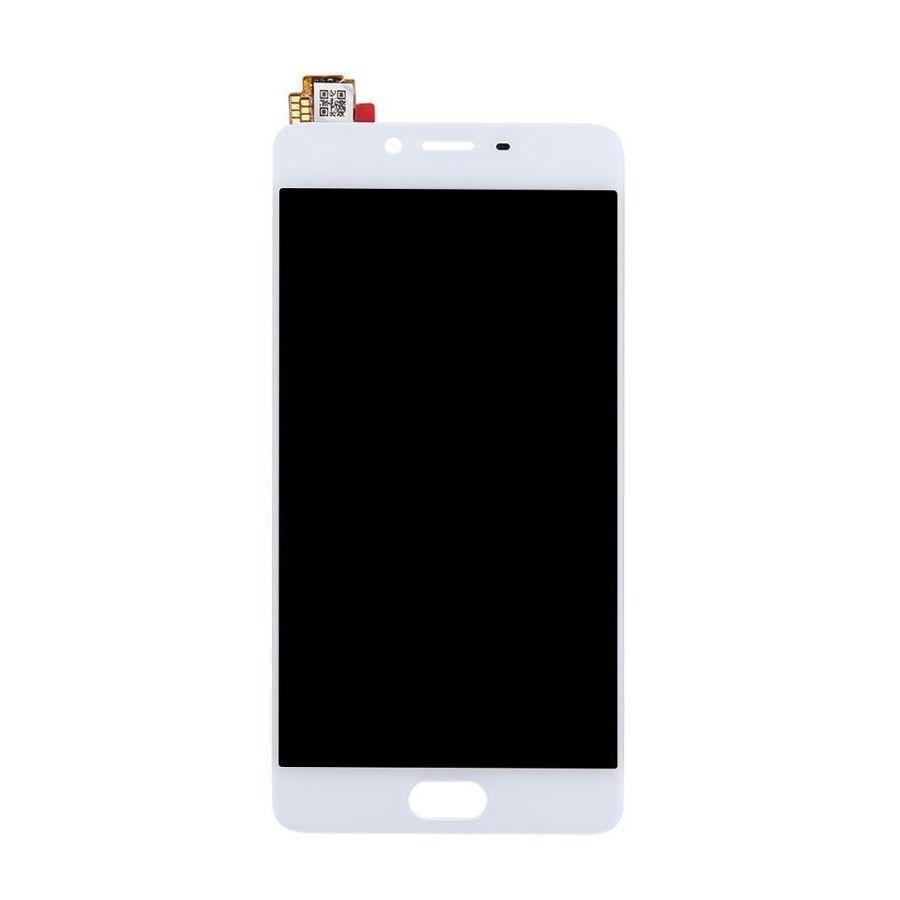 Дисплей для Meizu E2 с тачскрином белый Оригинал