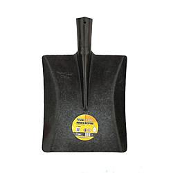 Лопата песочная MASTERTOOL лак 0.75кг, 247*290*370мм