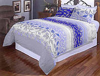 Двоспальний постільний комплект - Грація фіолетова