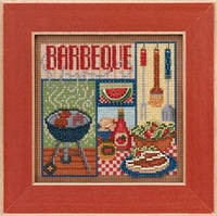 Набор для вышивки Mill Hill Barbeque