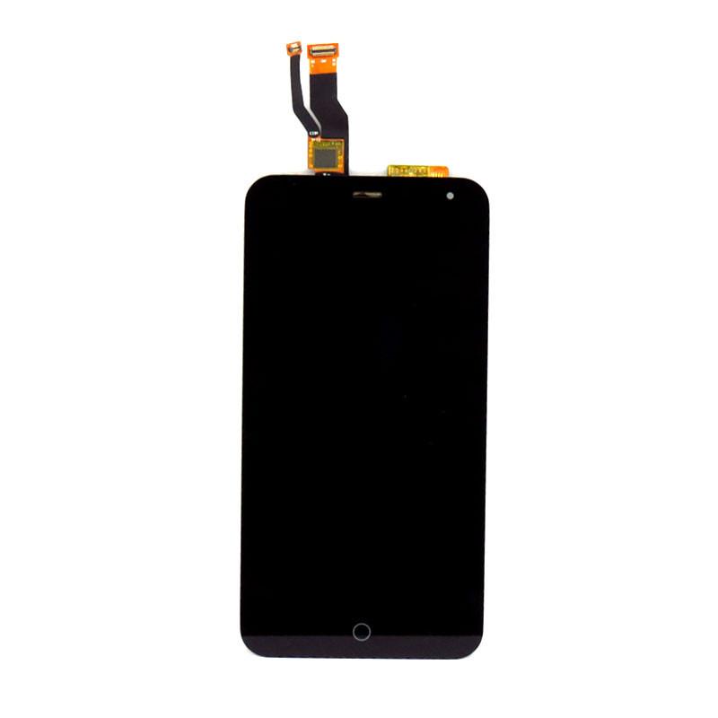 Дисплей Meizu M1 mini с тачскрином черный Оригинал