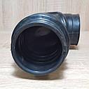 Патрубок воздушного фильтра ДМРВ Газель Next малый (пр-во ЗМЗ), фото 2