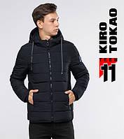 11 Kiro Tokao   Зимняя подростковая куртка 6009-1 черный