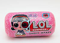 Кукла Лол Капсула Шпион Декодер, 4 серия L.O.L. Surprise Eye Spy (копия LOL хорошего качества