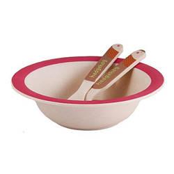 Детский набор посуды Ежик 3 предмета РТ-8345.3