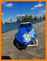 Карповый кораблик с автопилотом и эхолотом ч/б, фото 1