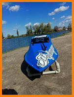 Прикормочный катер с эхолотом и автопилотом