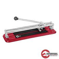 Плиткоріз InterTool для різки і розколювання плитки L-300мм