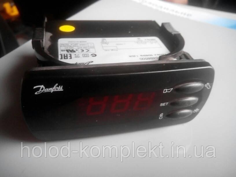 Цифровой контроллер Danfoss EKC 202B