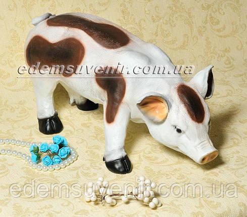 Статуэтка Свинка пятнистая, фото 2