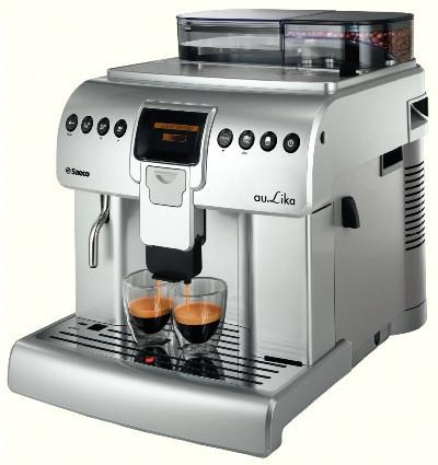 Автоматическая кофемашина для офиса Saeco Aulika Focus Silver RI9843/01