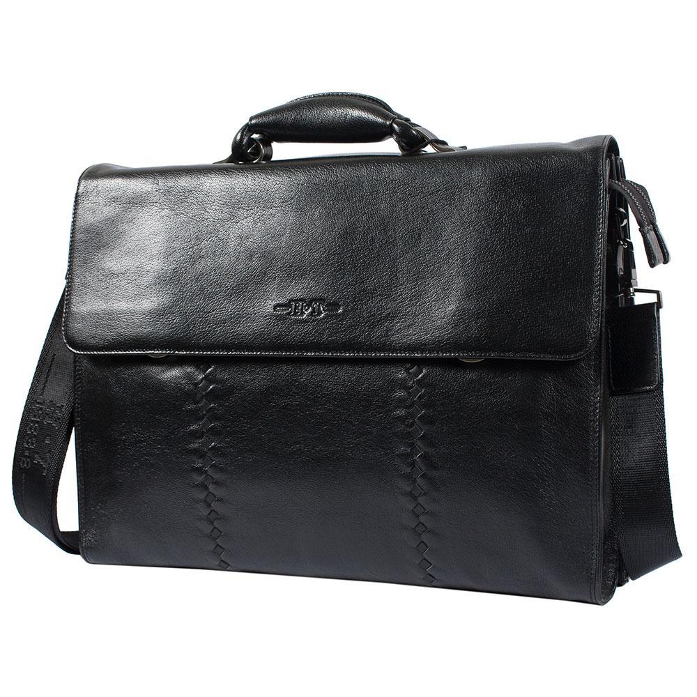 8ba356bd9790 Мужской кожаный портфель для ноутбука 15,6