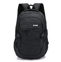 Рюкзак городской молодежный Meijieuo черный