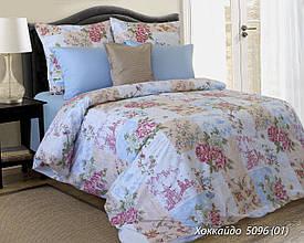 Комплект постельного белья двуспальный  ХОККАЙДО ПОПЛИН  (навол.50*70)