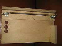 Станок для сшивания документов ЦОД НТІ  400 х 230 х 120 мм светло-коричневый МС-2015