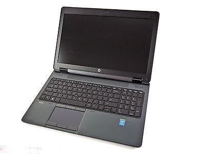 Ноутбук HP ZBook 15 G2 i7 4810HQ/32GB RAM DDR3/Nvidia Quadro K2100M(2GB DDR5 128bit)/2x256GB SSD Б/У