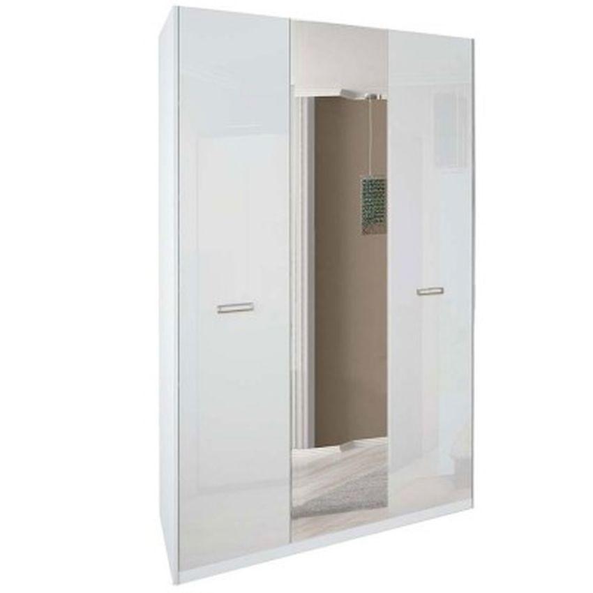 Шкаф 3дв с зеркалом Белла Миро-Марк