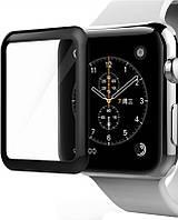 Защитное стекло XoKo для Apple Watch 3D 42 мм Black
