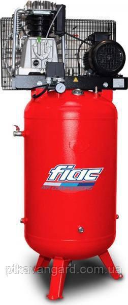 Компрессор поршневой вертикальный 270 л, 830 л/мин, 5,5 кВт, 380В ABV300/858