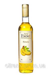 "Сироп Банан TM ""Emmi"" 900гр"