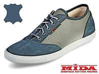Слипоны кожаные MIDA 11189(12) 42