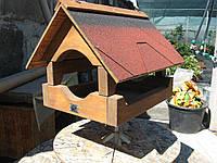 Кормушка для птиц Деревенская, фото 1