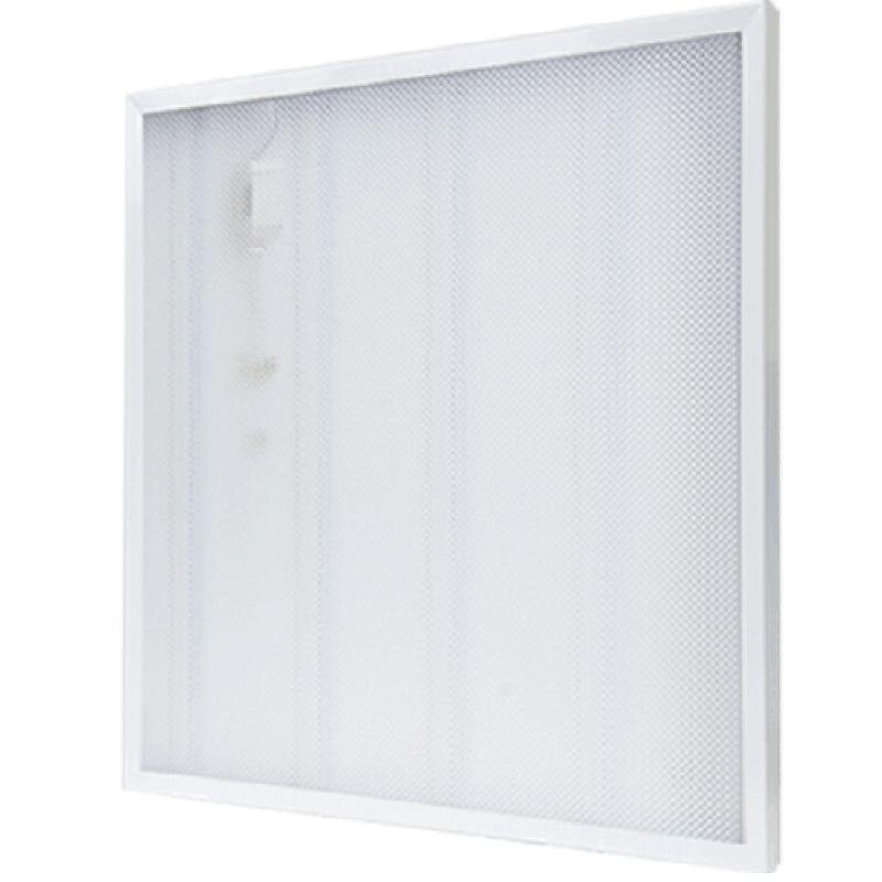 Панель светодиодная накладная полупрозрачная PRISMATIC LED PANEL 600х600мм