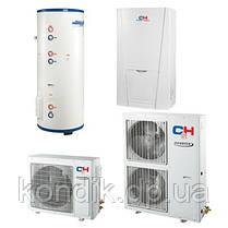 Тепловой Насос Cooper&Hunter CH-HP12SINM3 Unitherm Инвертор, фото 2