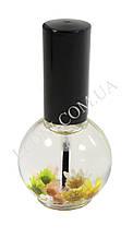 Витаминизированное масло для боковых валиков и кутикулы с лавандовым ароматом Naomi.