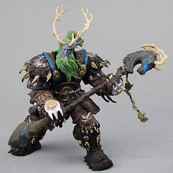 Фігурка друїда Broll Bearmantle (World of Warcraft Series)