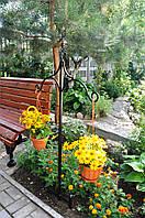 Стойка садовая для кашпо СД-1, фото 1