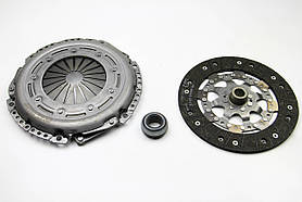 Комплект сцепления Citroen Berlingo 1.6HDi (тип Sachs 66/80kw)(228mm)