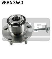 Подшипник ступицы передний  Форд C-MAX/ Фокус C-MAX/ Фокус II/ Фокус II Station Wagon (пр-во SKF VKBA3660)