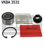 Подшипник ступицы передний  Форд IKON V/ FIESTA/ Фокус/ Фокус Clipper/ FUSION (пр-во SKF VKBA3531)