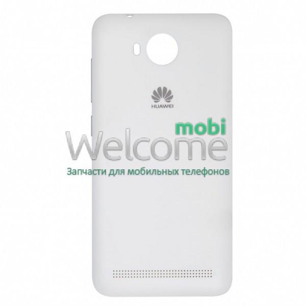 Задняя крышка Huawei Y3 II 2016 white, сменная панель