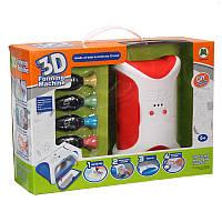 """Набір для творчості SUNROZ 3D Forming Machine дитячий """"3D принтер"""" Червоний (SUN2353), фото 1"""
