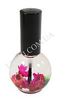Масло NAOMI для ногтей и кутикулы с ароматом розы