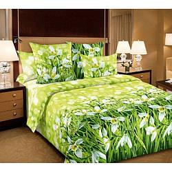 Комплект постельного белья Царский Дом ВЕСНА (Перкаль) Двухспальный