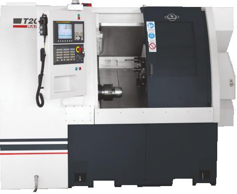 Токарный станок с ЧПУ RAIS Т200 для токарной обработки