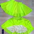 Шифоновая юбка солнце, фото 3