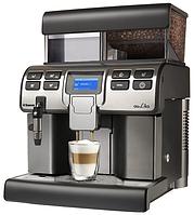 Автоматическая кофеварка Saeco Aulika Mid Black Silver RI9844/01