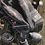 Мужской халат + тапочки Madison D'or , фото 2