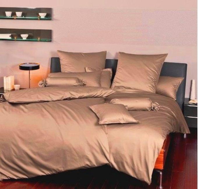 Комплект постельного белья Царский Дом из Сатина FRAPPE Двухспальный
