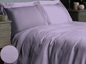 Комплект постельного белья Царский Дом из Сатина LILAC Семейный