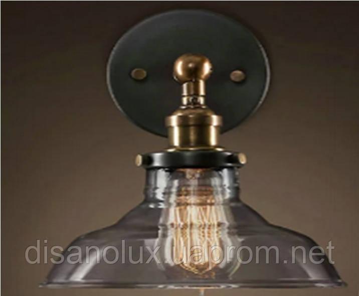 Светильник бра LOFT  WM -В5005  Ф20см   с лампой