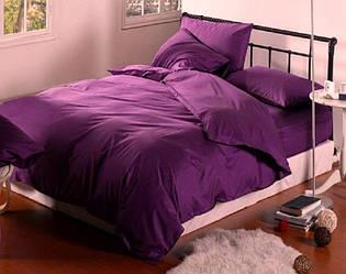 Комплект постельного белья Царский Дом из Сатина PLUM Двухспальный